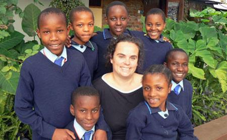 Fighting Poverty through Education - Gemma Sisia