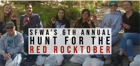 SFWA's Hunt for the Red Rocktober