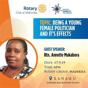 Being a young female Politician and its effects