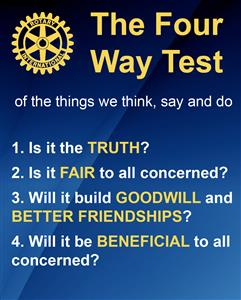 St. Mary's 4 Way Test Contest