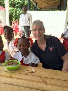 """The Haiti Goat Project: Improving Child Nutrition and Supporting Community Agricultural Development"