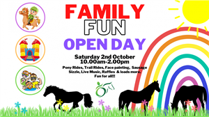Family Fun Open Day volunteer event at Arundel
