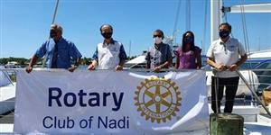 An update on the work and projects of Rotary in Fiji